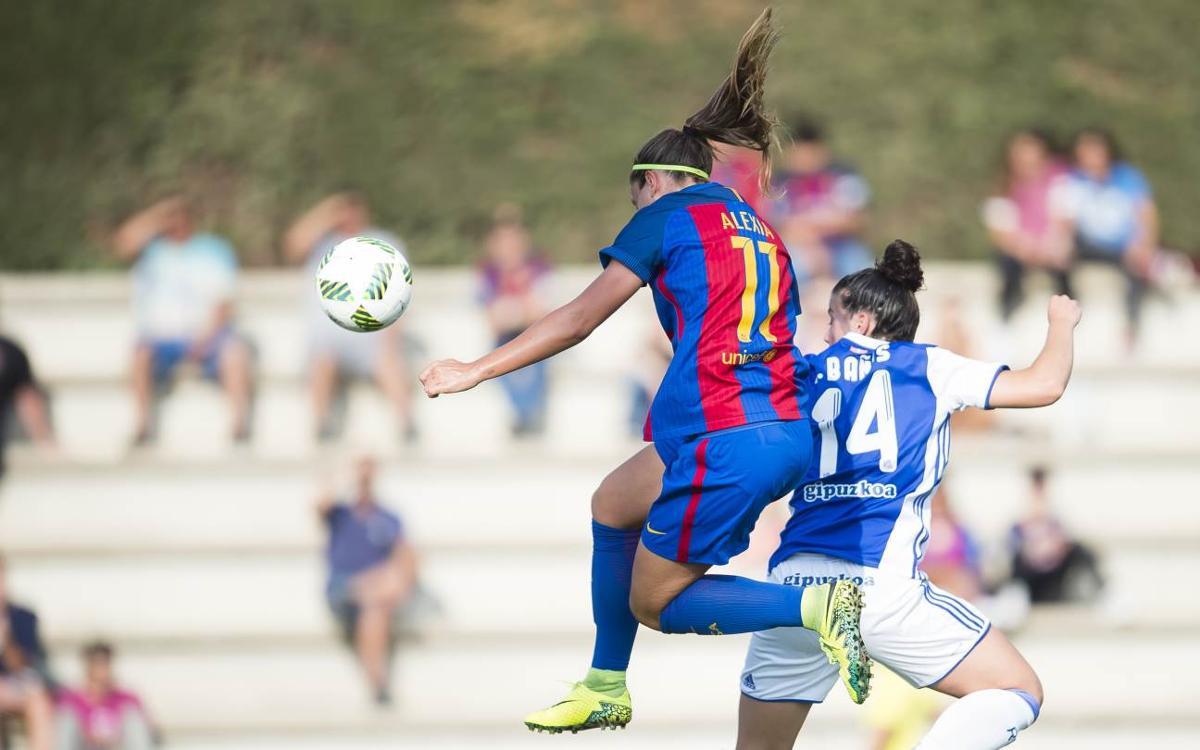 Las 13 finales del Barça Femenino