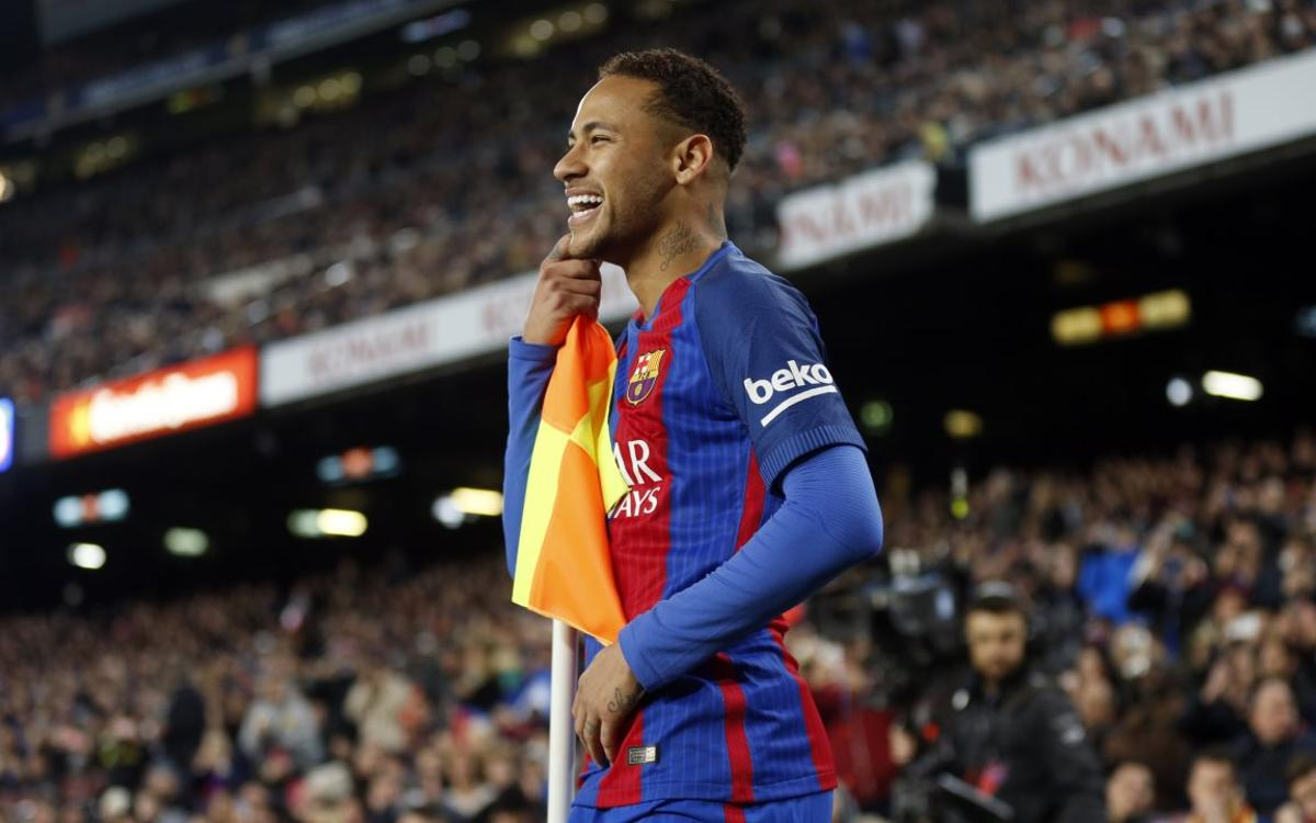 Les saisons de Neymar au FC Barcelone, passées à la loupe