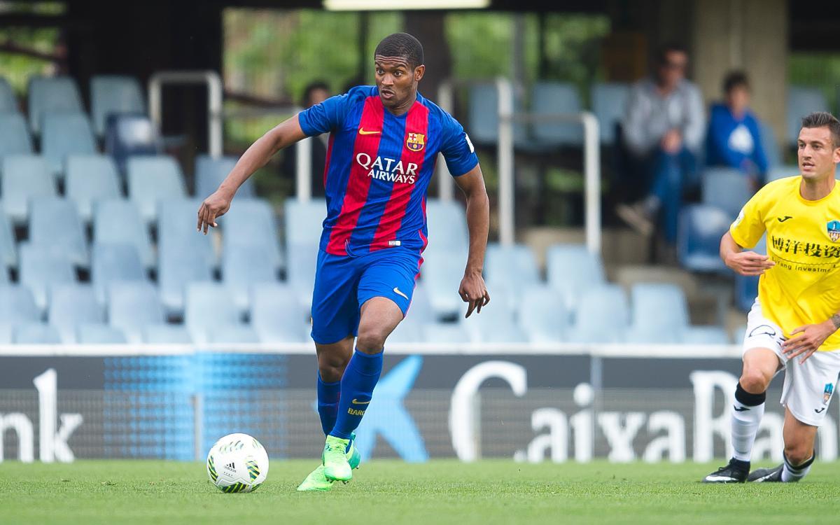 Marlon Santos continuará en el FC Barcelona