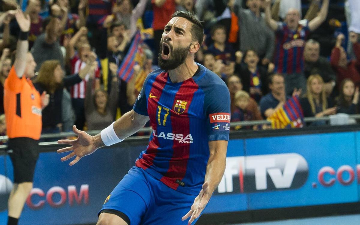 Barça Lassa – HC Vardar: La primera final a Colònia