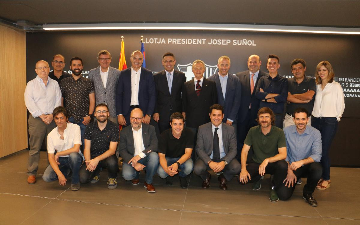 Leo Messi, premi Aldo Rovira 2016/17