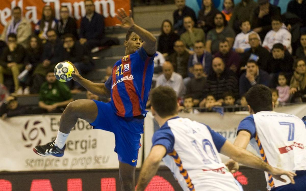 Fraikin BM Granollers – FC Barcelona Lassa: Un derbi amb una final de Copa en joc