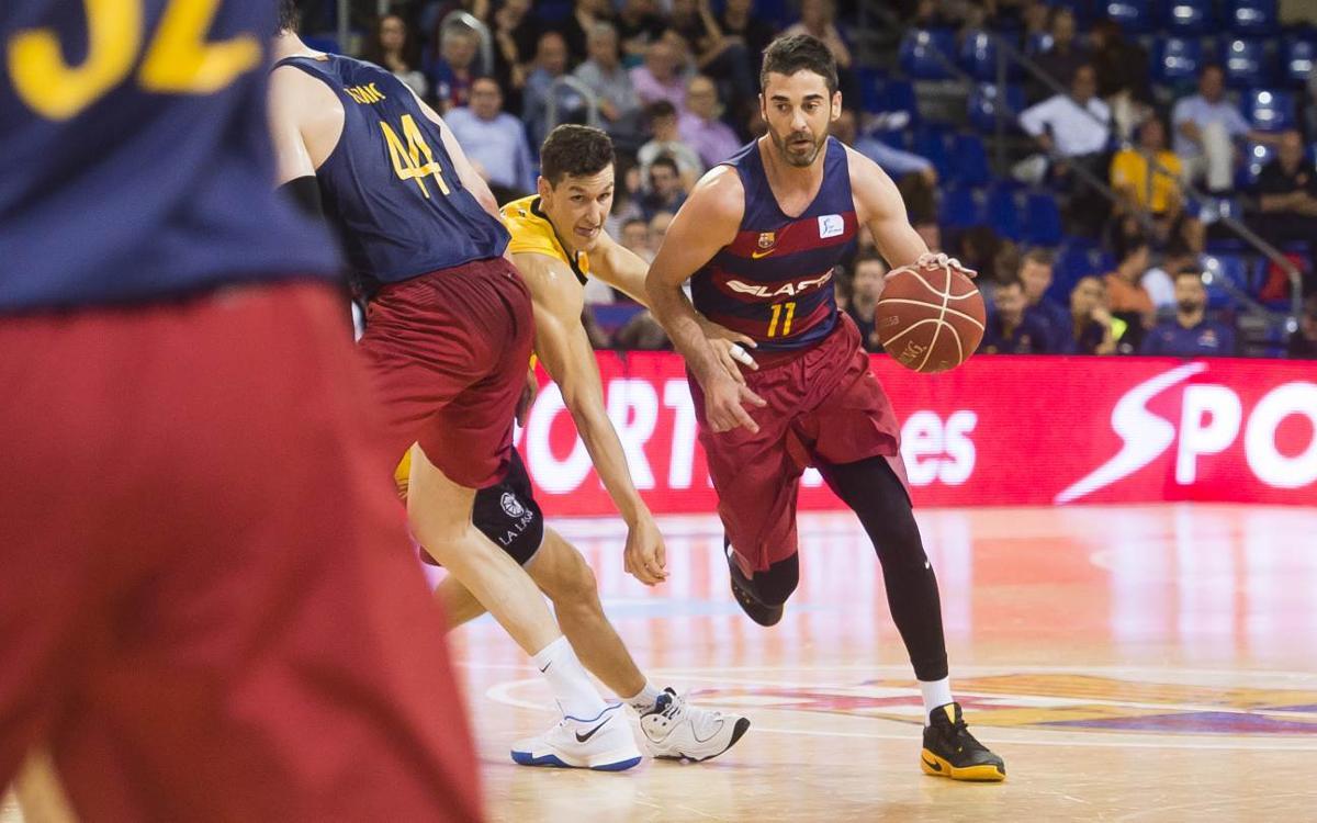 Juan Carlos Navarro i Pau Ribas, en la preselecció d'Scariolo per a l'Eurobasket 2017