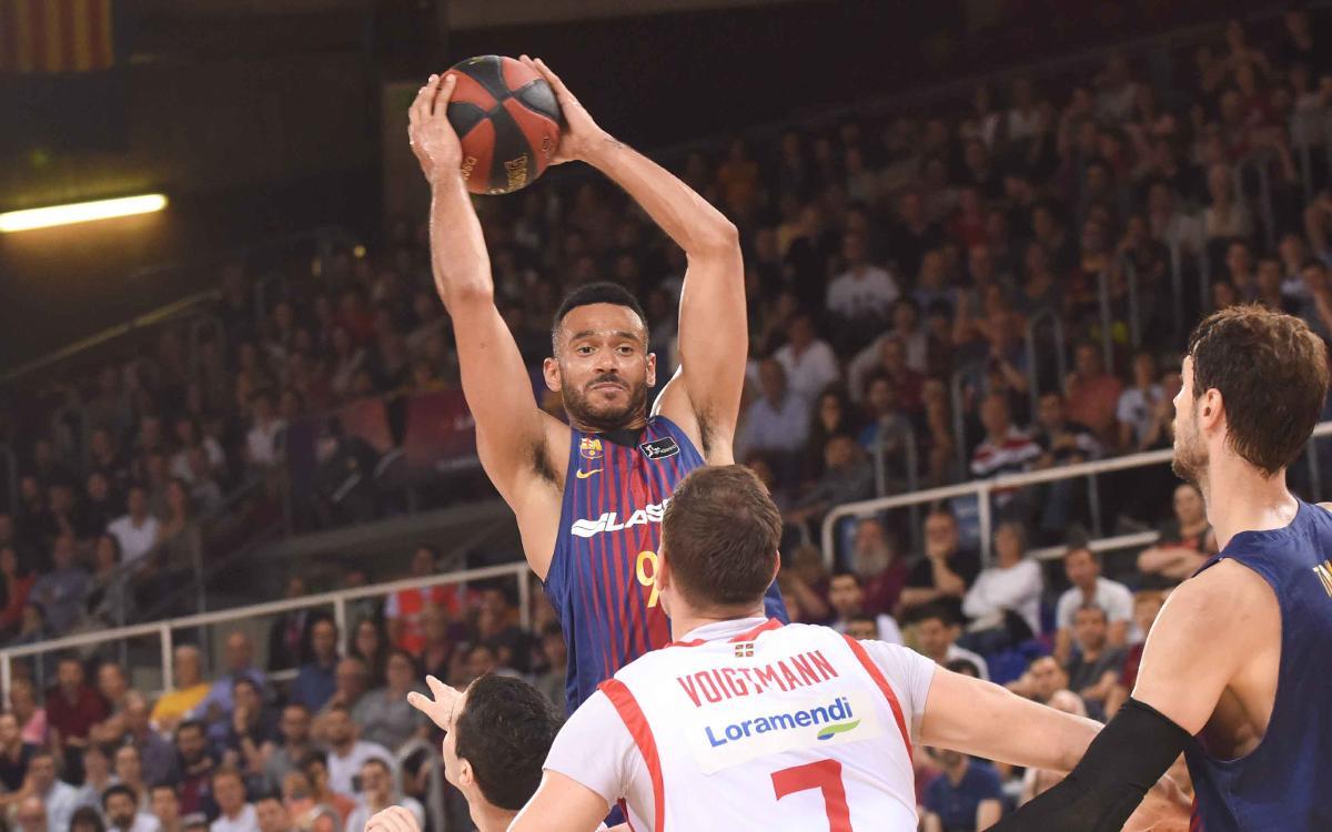 FC Barcelona Lassa – Kirolbet Baskonia: Amb el repte de forçar el 5è partit