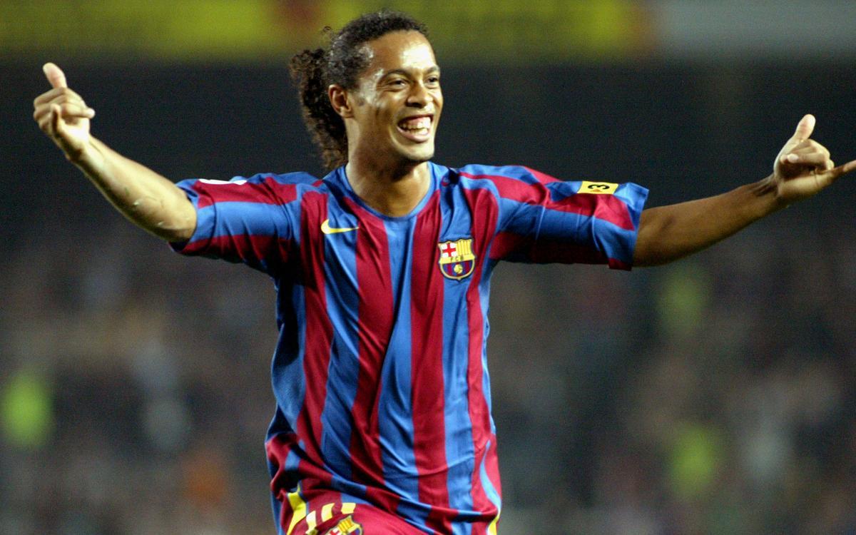 Vidéo - Les légendes du FC Barcelone sont de retour au Camp Nou