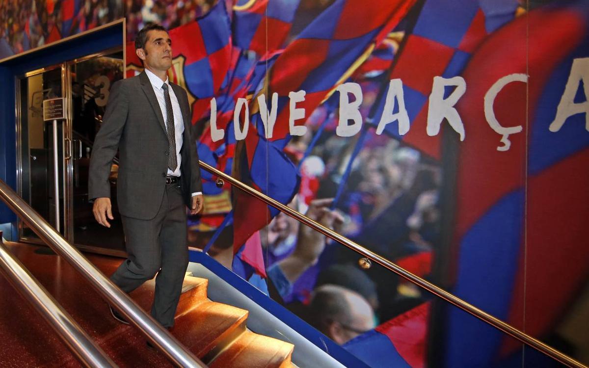Valverde presentation: From the inside