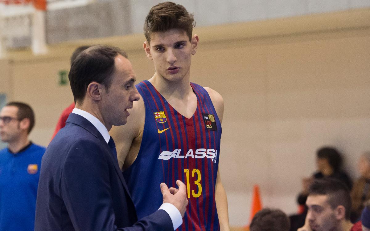 Jaume Comas, de entrenador ayudante en la Summer League de la NBA