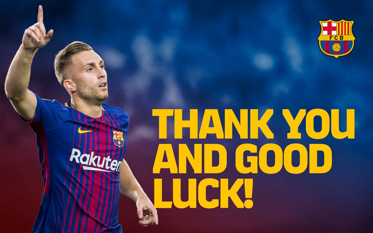 Agreement with Watford FC for transfer of Gerard Deulofeu