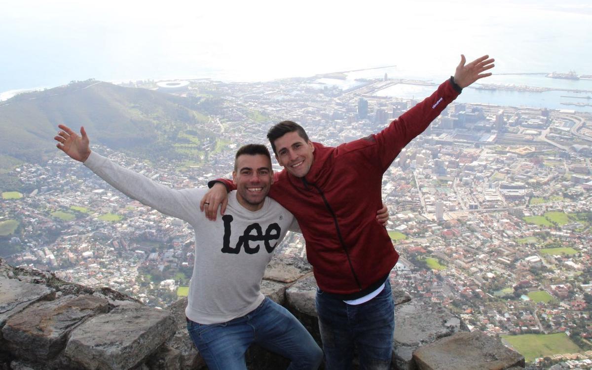 Lozano i Ortiz: una final entre amics