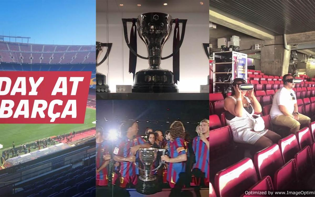 FC Barcelona joins the launch of Instagram's new video platform