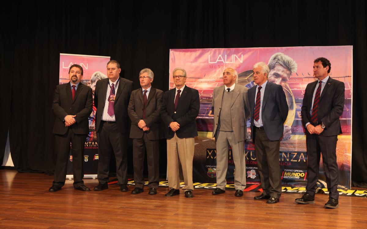 Las Peñas de Galicia celebran su XXVIII Xuntanza