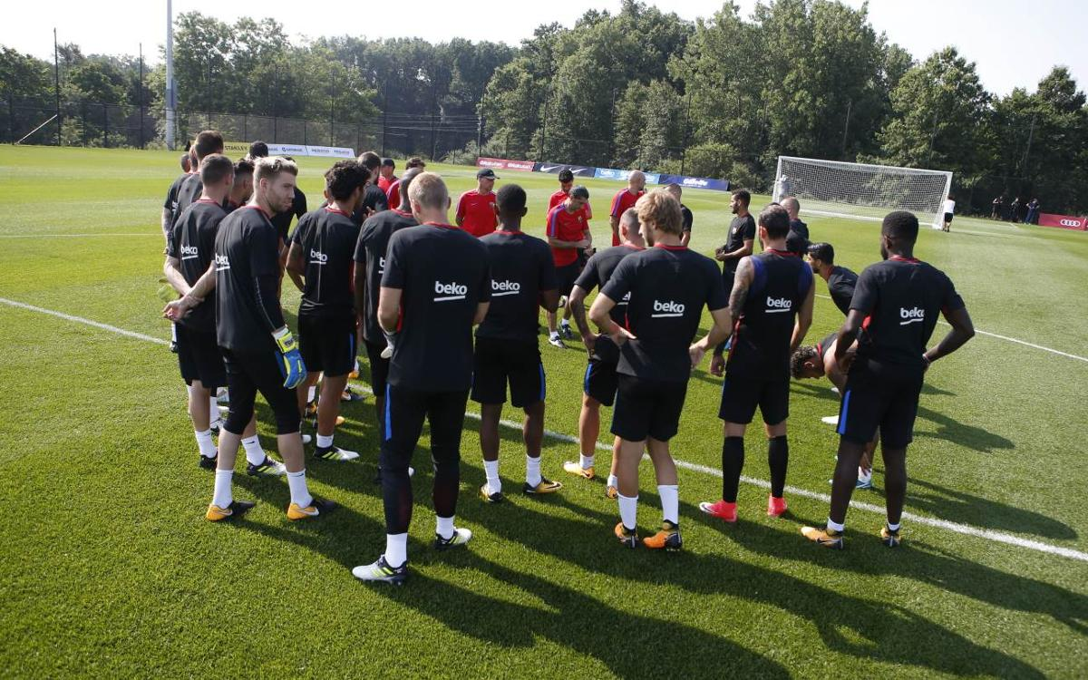 Barça to open preseason on July 16