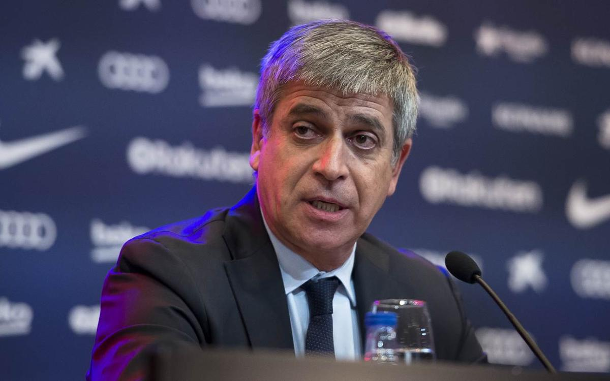 Jordi Mestre: 'We want players who are committed'