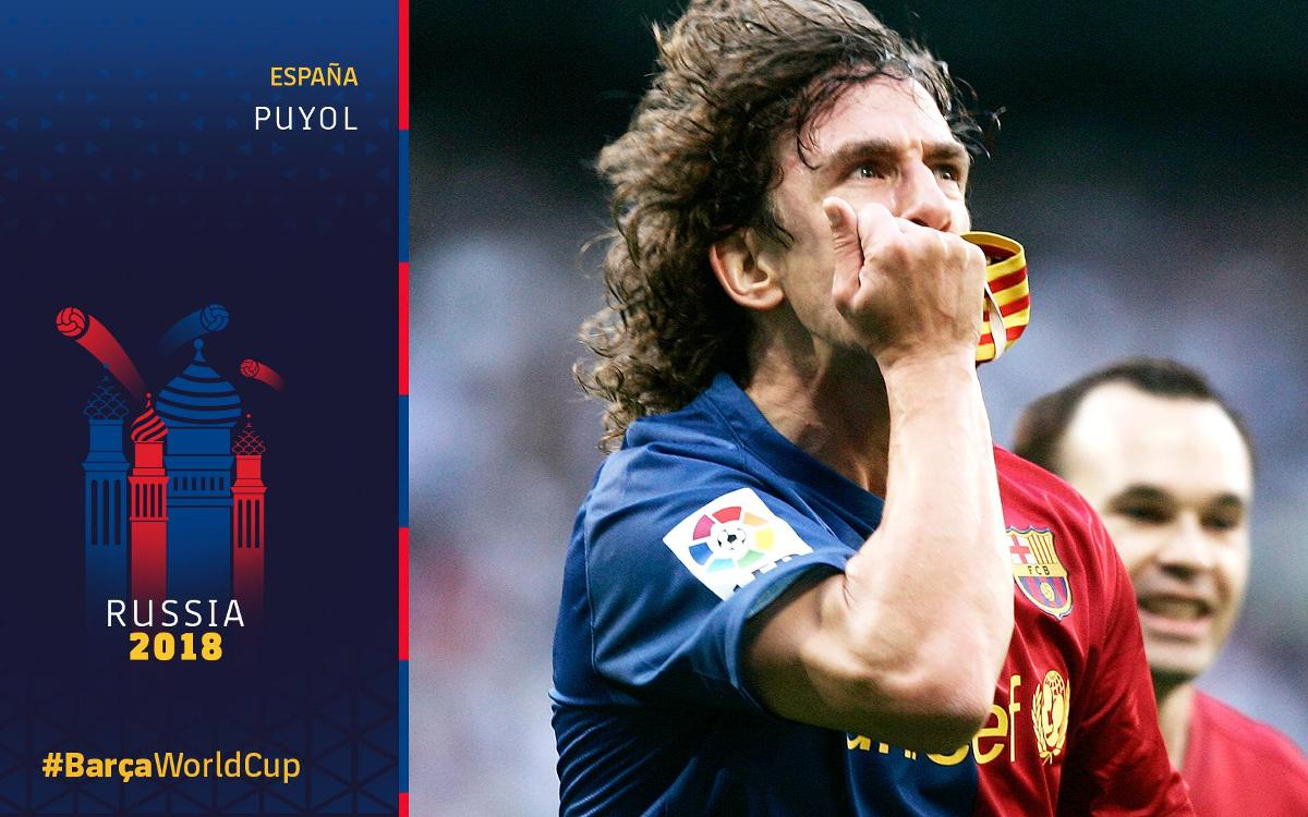 El gol duplicado de Puyol (V)