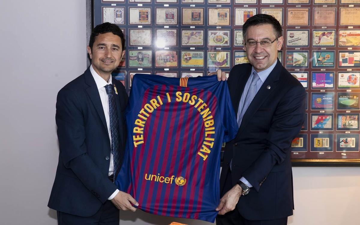 La Generalitat de Catalunya aprova definitivament el planejament urbanístic de l'Espai Barça