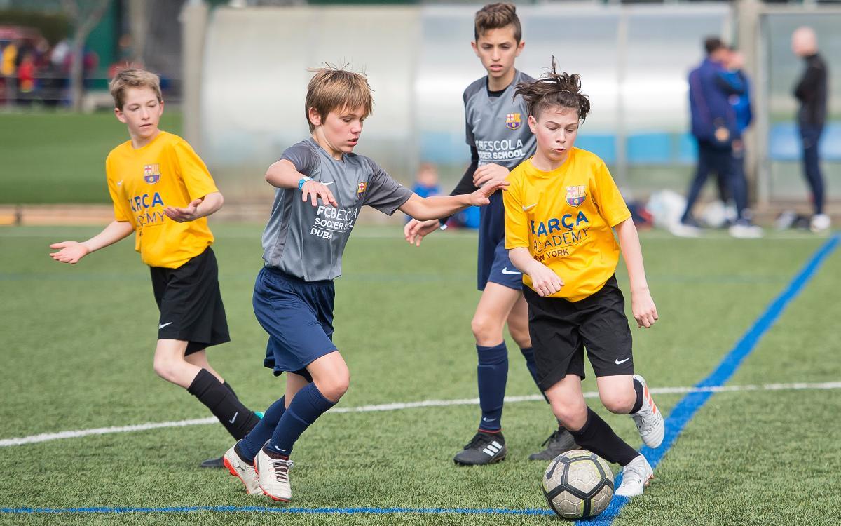 El projecte Barça Academy obre una nova seu a Kuwait