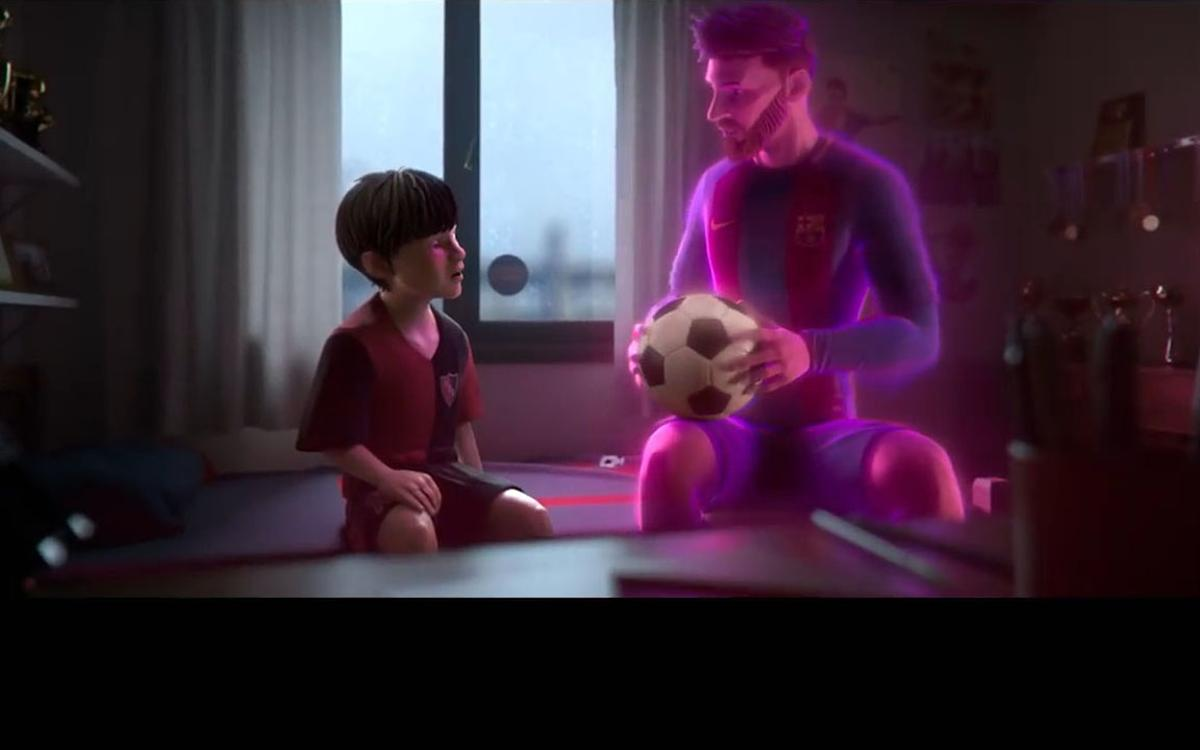 Gatorade, Barça, and Messi win YouTube Ad of the Year award