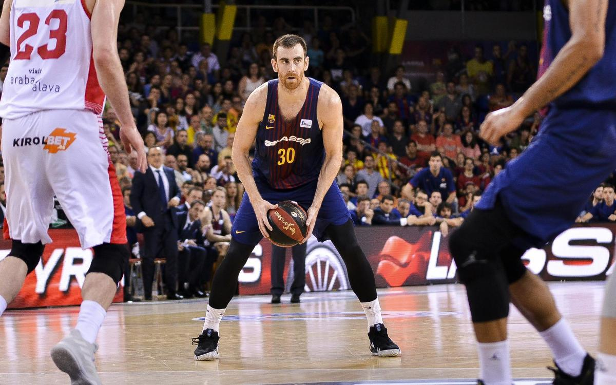 El Kirolbet Baskonia, rival del Barça Lassa en las semifinales de la Supercopa Endesa