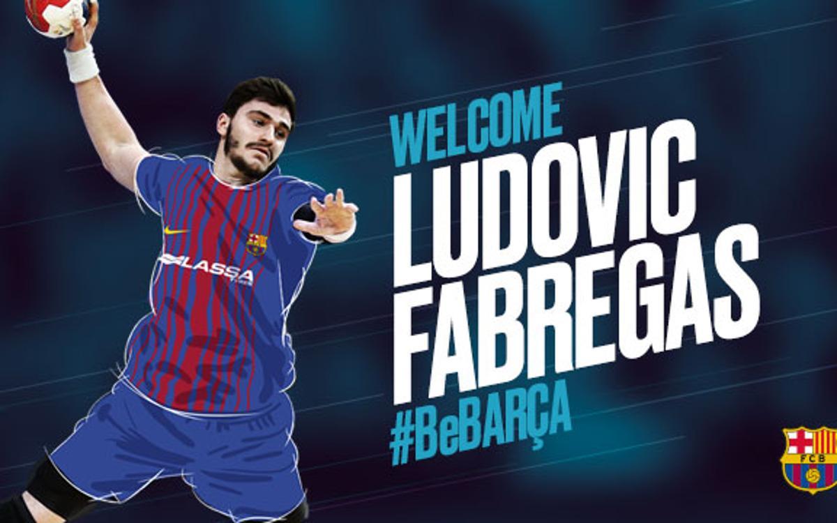 El Barça Lassa de balonmano incorpora a Ludovic Fàbregas