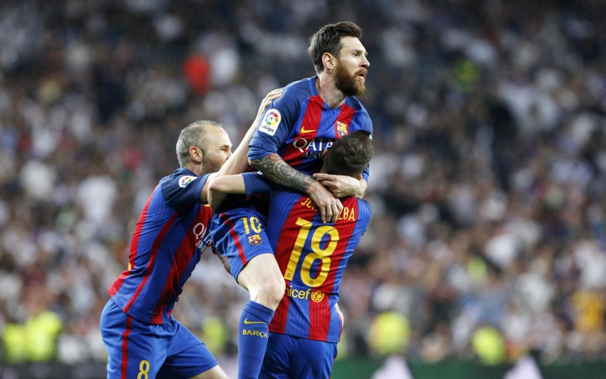 MATCH REPORT: Real Madrid 2-3 FC Barcelona: Epic late win reignites title race