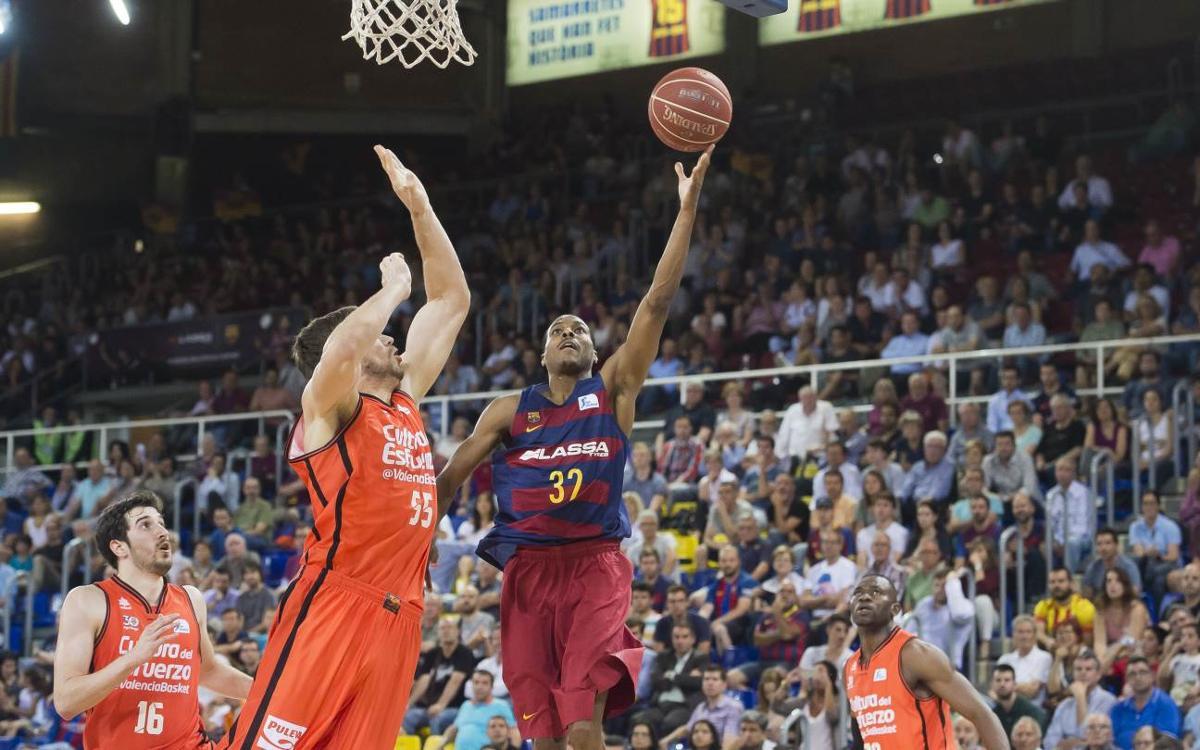 FC Barcelona Lassa v Valencia Basket: Series tied (91-79)