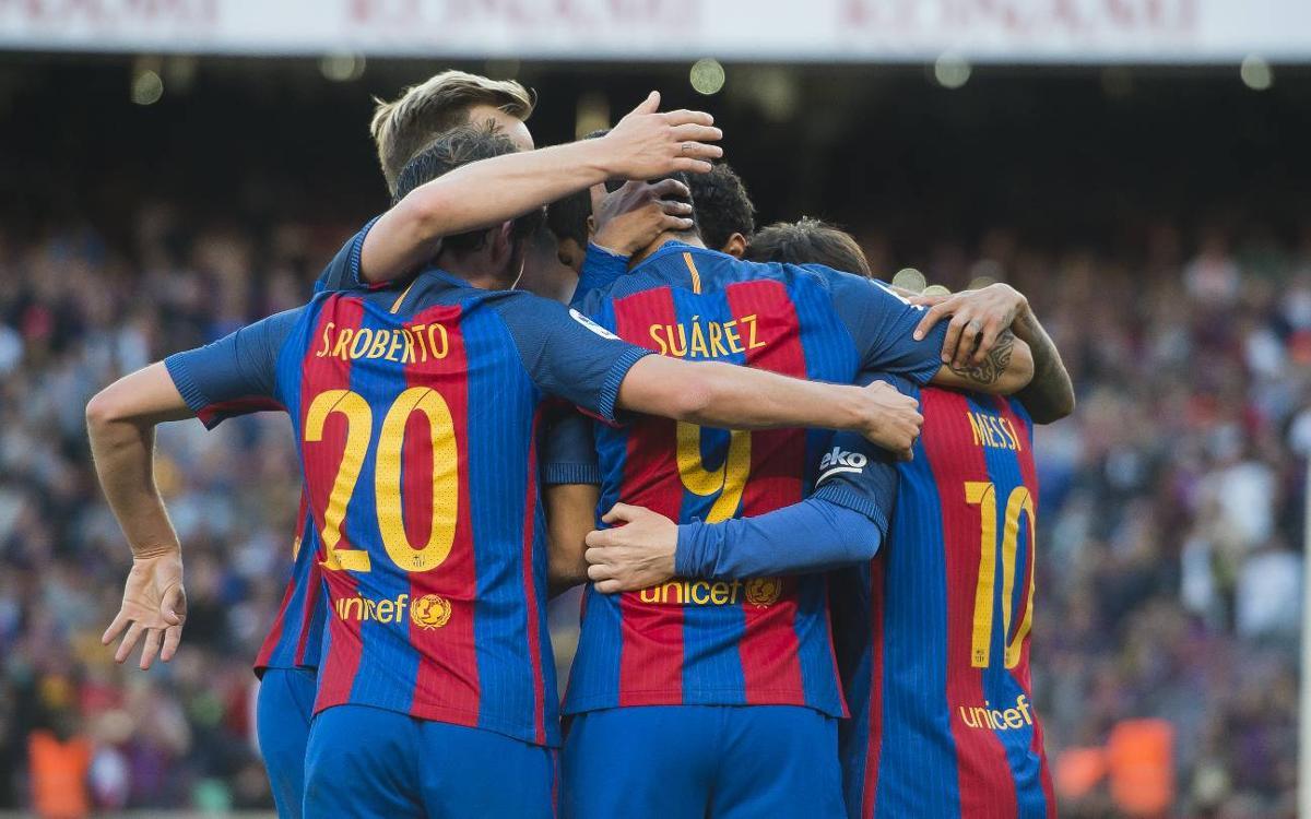 FC Barcelona – Eibar: Amb l'esperit del Dream Team