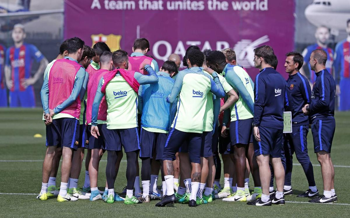 Squad announced for Osasuna (Camp Nou 7.30pm CET)