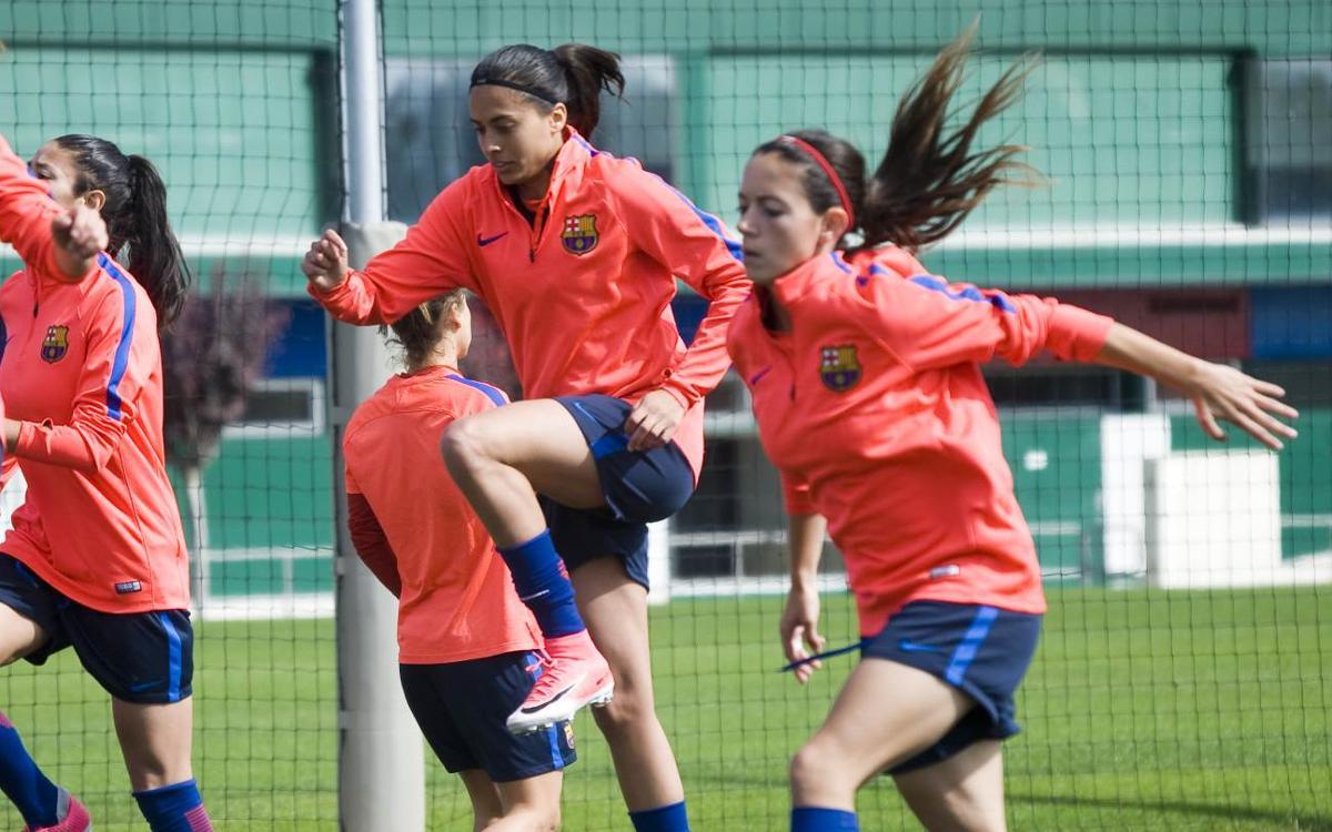 FC Barcelona Femení – Oiartzun KE (prèvia): Buscant el 10