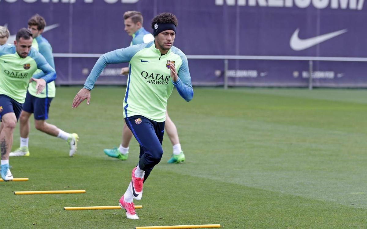 Début de la préparation de la réception de Villarreal pour le FC Barcelone