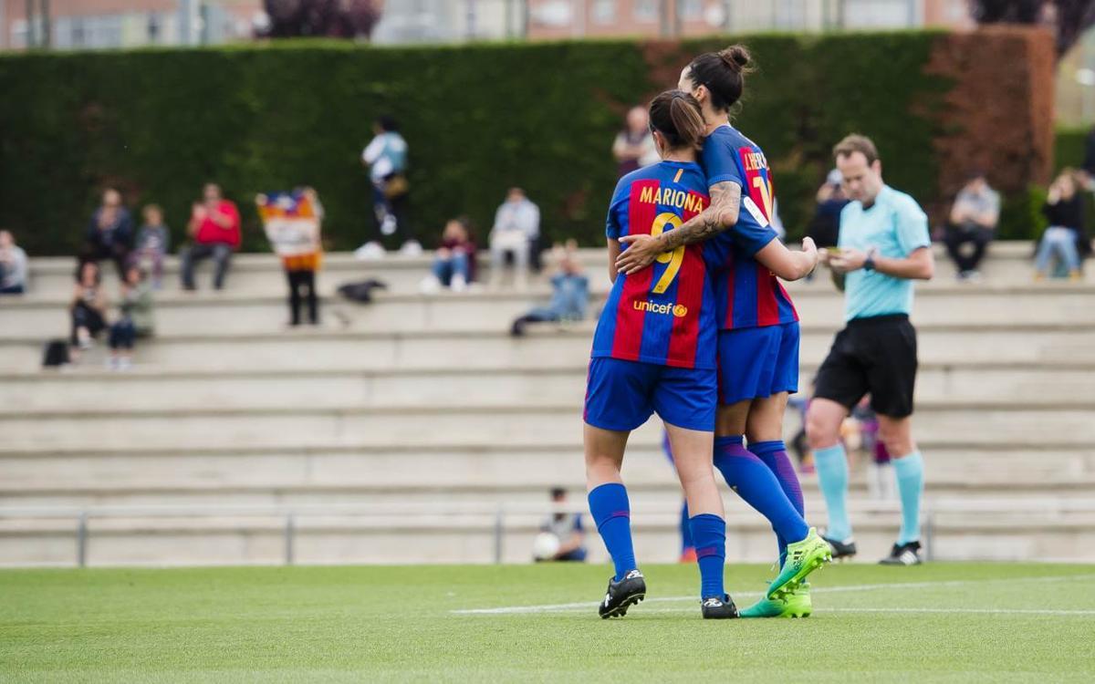 Valencia - Barça Femenino (previa): Prueba de fuego para la Liga