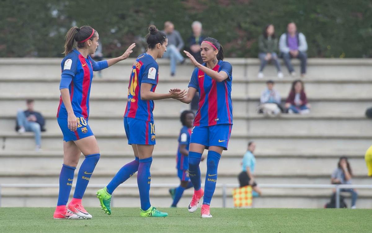 Jenni Hermoso marca 6 gols i se situa pitxitxi