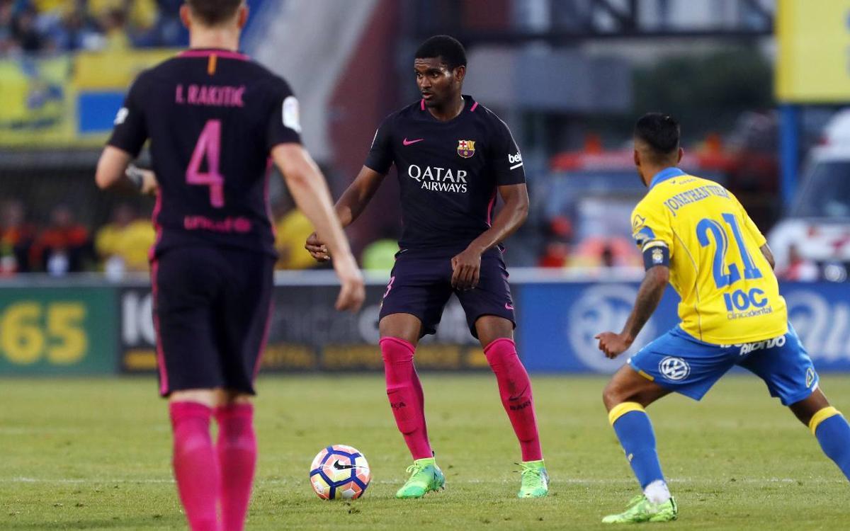 Marlon Santos enjoys unexpected 'unique opportunity'