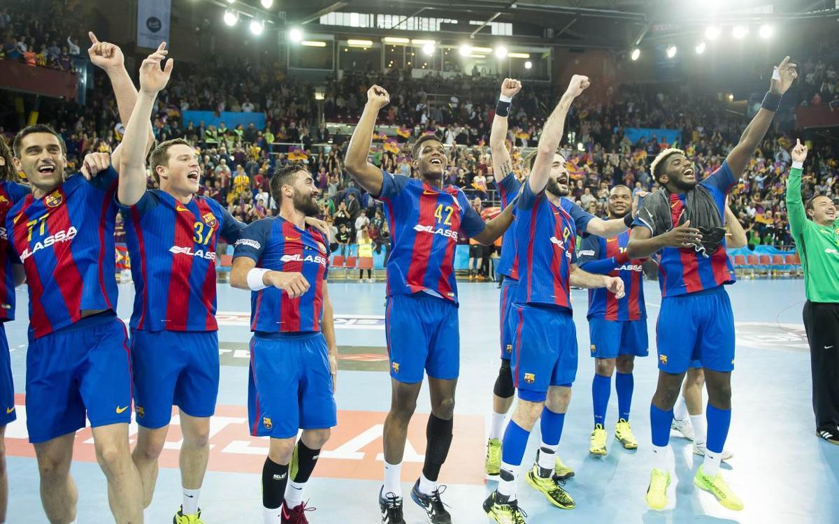 El Barça Lassa llega a la sexta Final Four en ocho ediciones