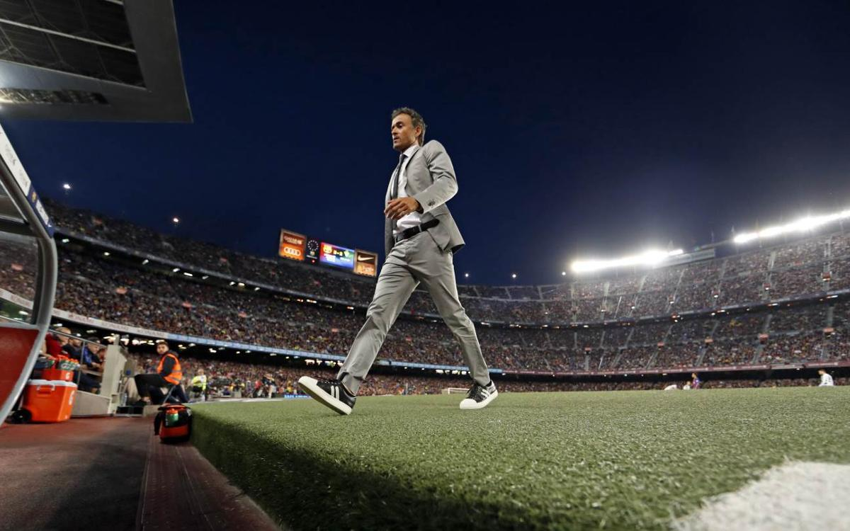 Luis Enrique: We fought until the end