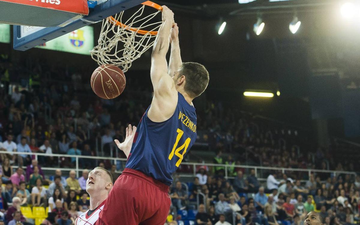 FC Barcelona Lassa v Fuenlabrada: Resounding win (87-53)