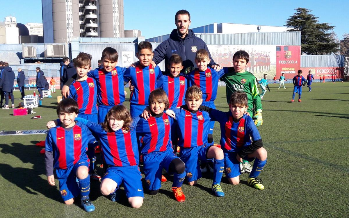 The registration period is now open for FCBEscola access tryouts for the 2017/2018 season