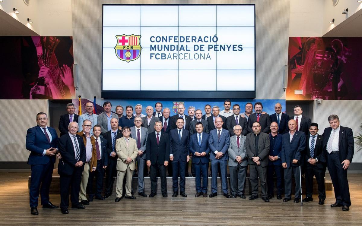 Constitución del Consejo de Peñas 2017-2021