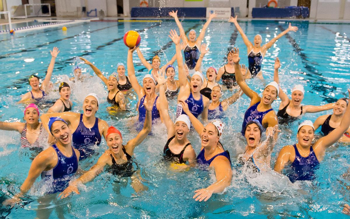 Al agua con el Club Natació Sabadell