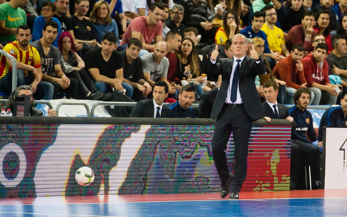 """Andreu Plaza: """"Hem fet un pas endavant importantíssim"""""""