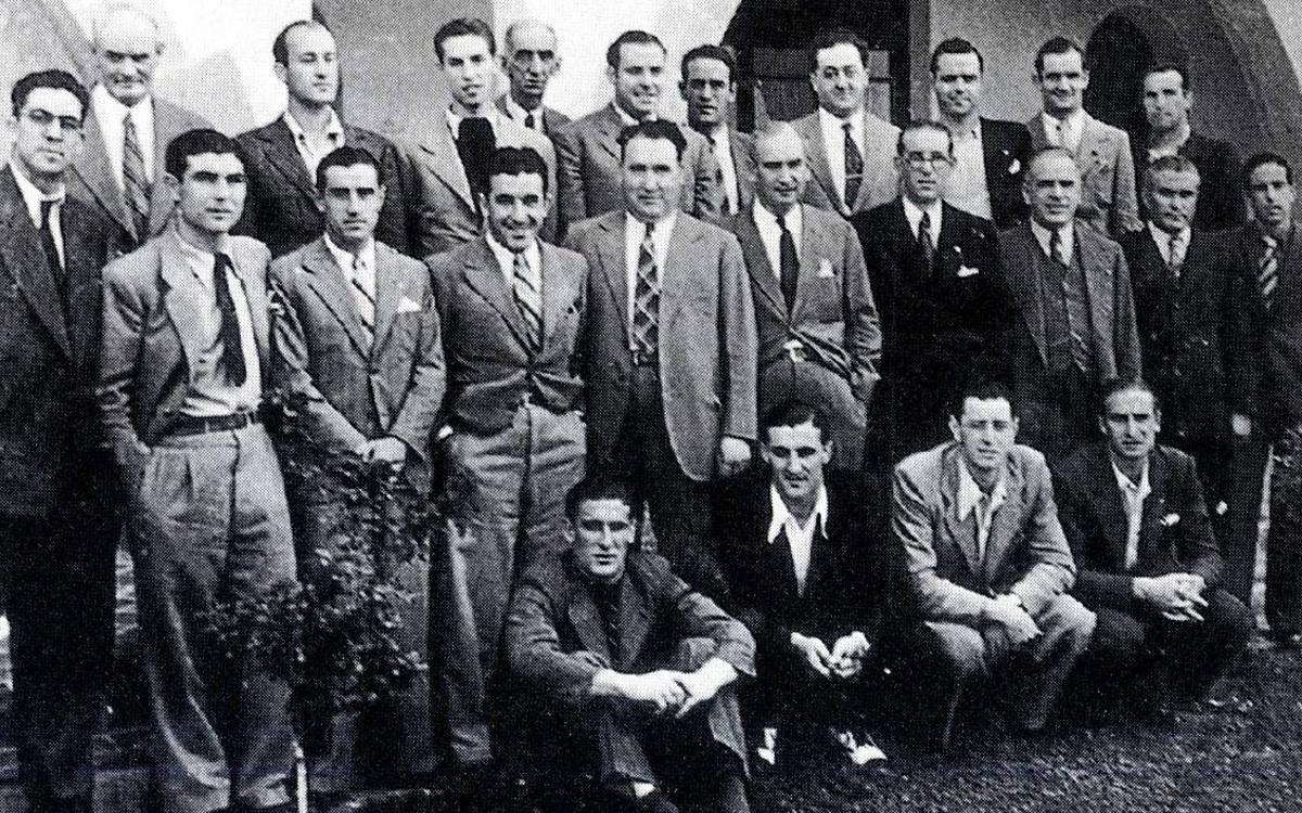 80 anys de l'inici de la gira del 1937 per Mèxic i els Estats Units