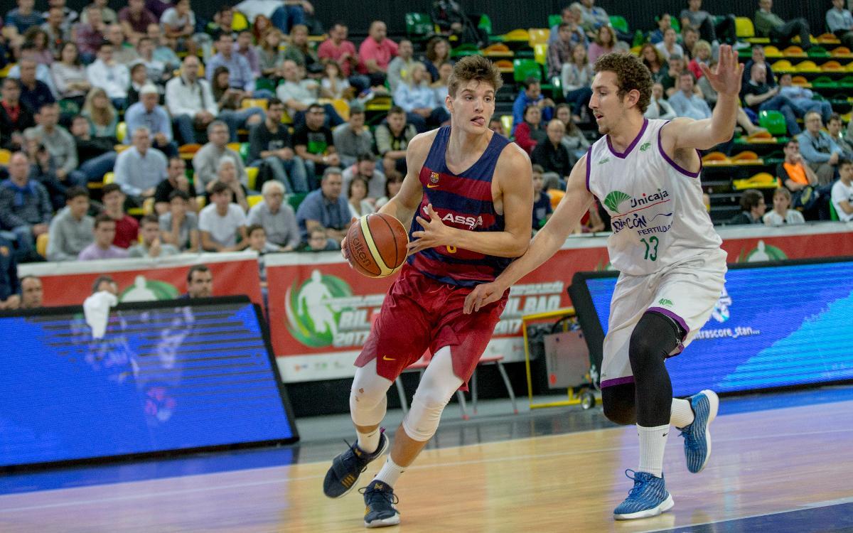 El júnior acaba amb la medalla de bronze en el Campionat d'Espanya