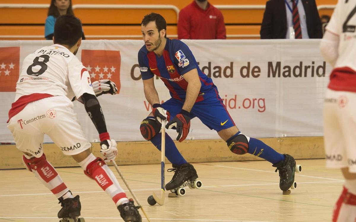Reus Deportiu La Fira - FC Barcelona Lassa: El reto de proclamarse campeón