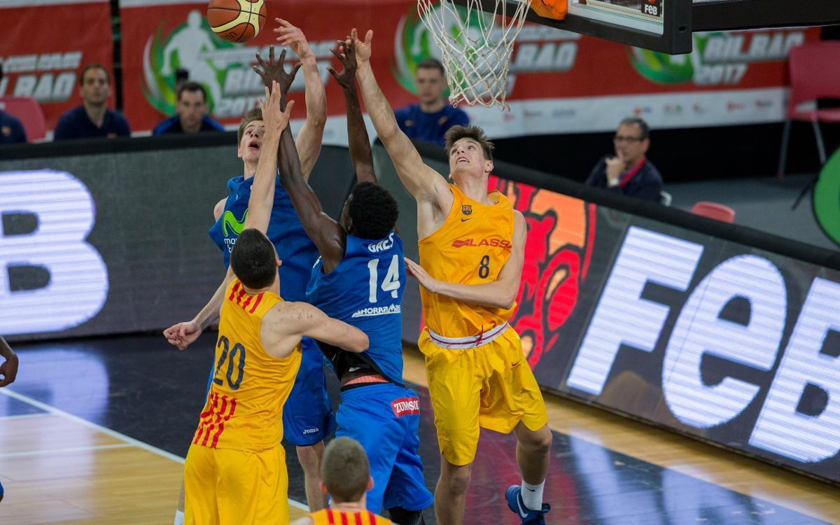 El junior se clasifica para las semifinales del Campeonato de España