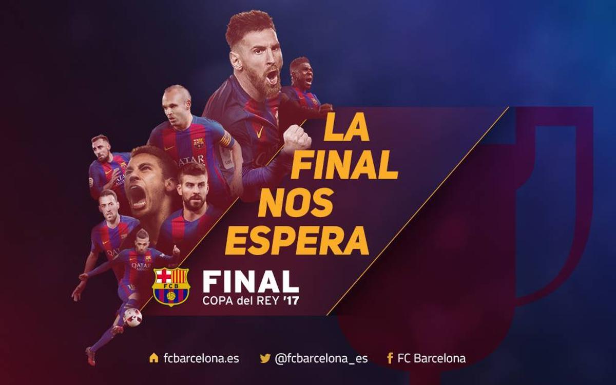 El vídeo de la final de la Copa del Rey