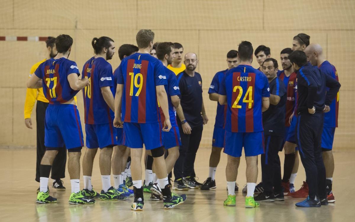 El Barça Lassa B tanca la temporada en tercera posició