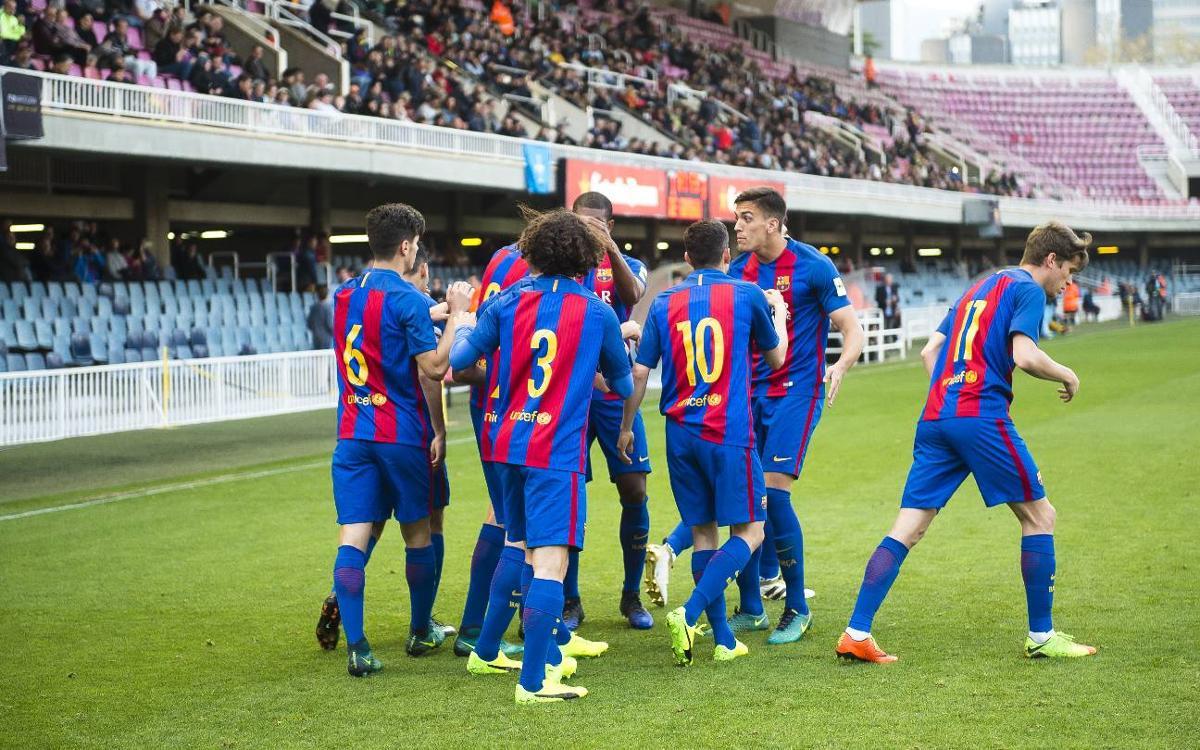 Barça B – CD Ebro: Volen lluitar pel rècord de punts abans del play-off