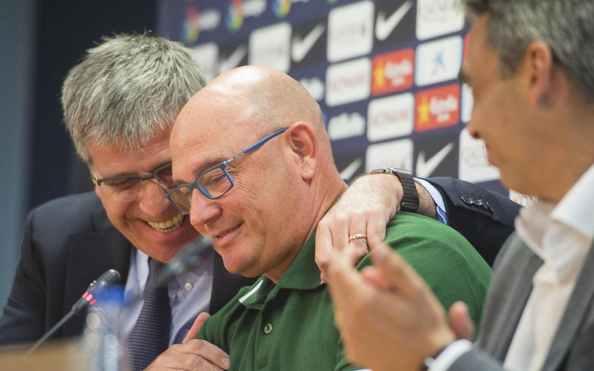 """Xavi Llorens: """"Gràcies per tot, sempre seré al vostre costat"""
