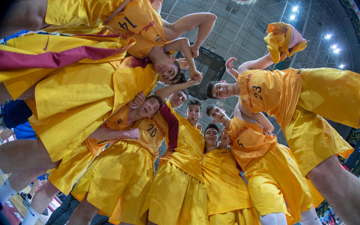 Así será el Next Generation Tournament de la Euroliga para el junior del Barça Lassa