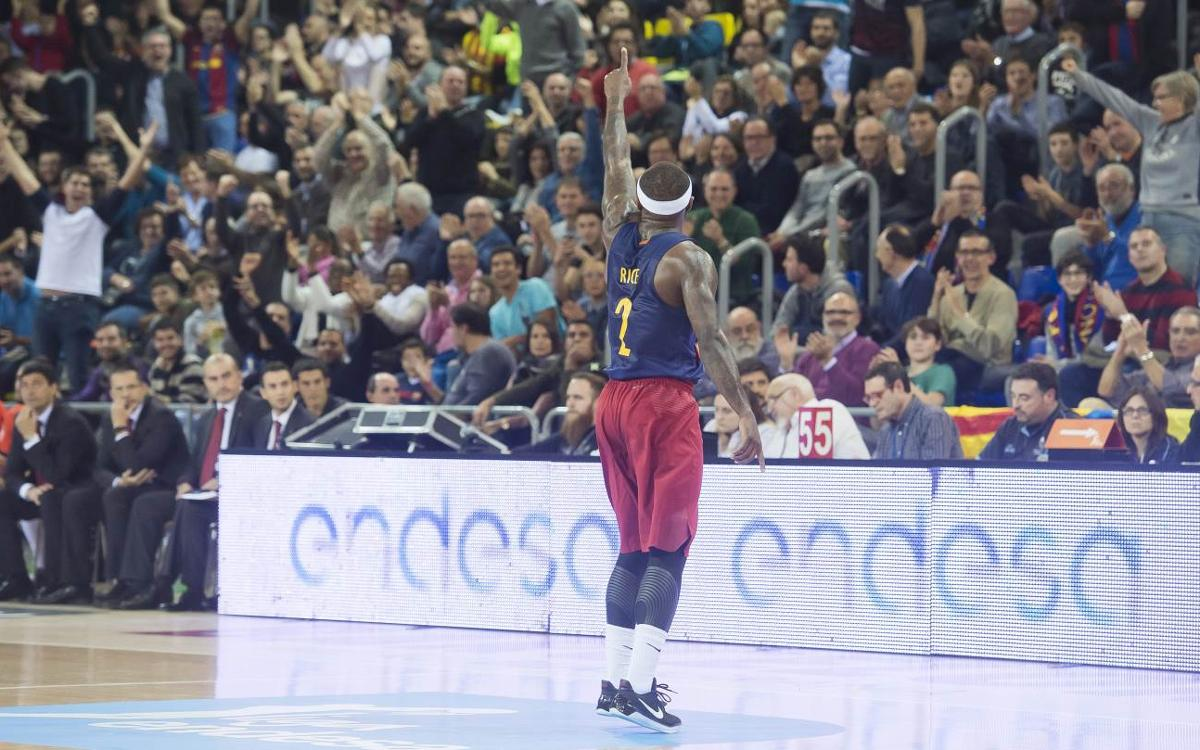FC Barcelona Lassa v Valencia Basket: Home team put on a show! (94-82)