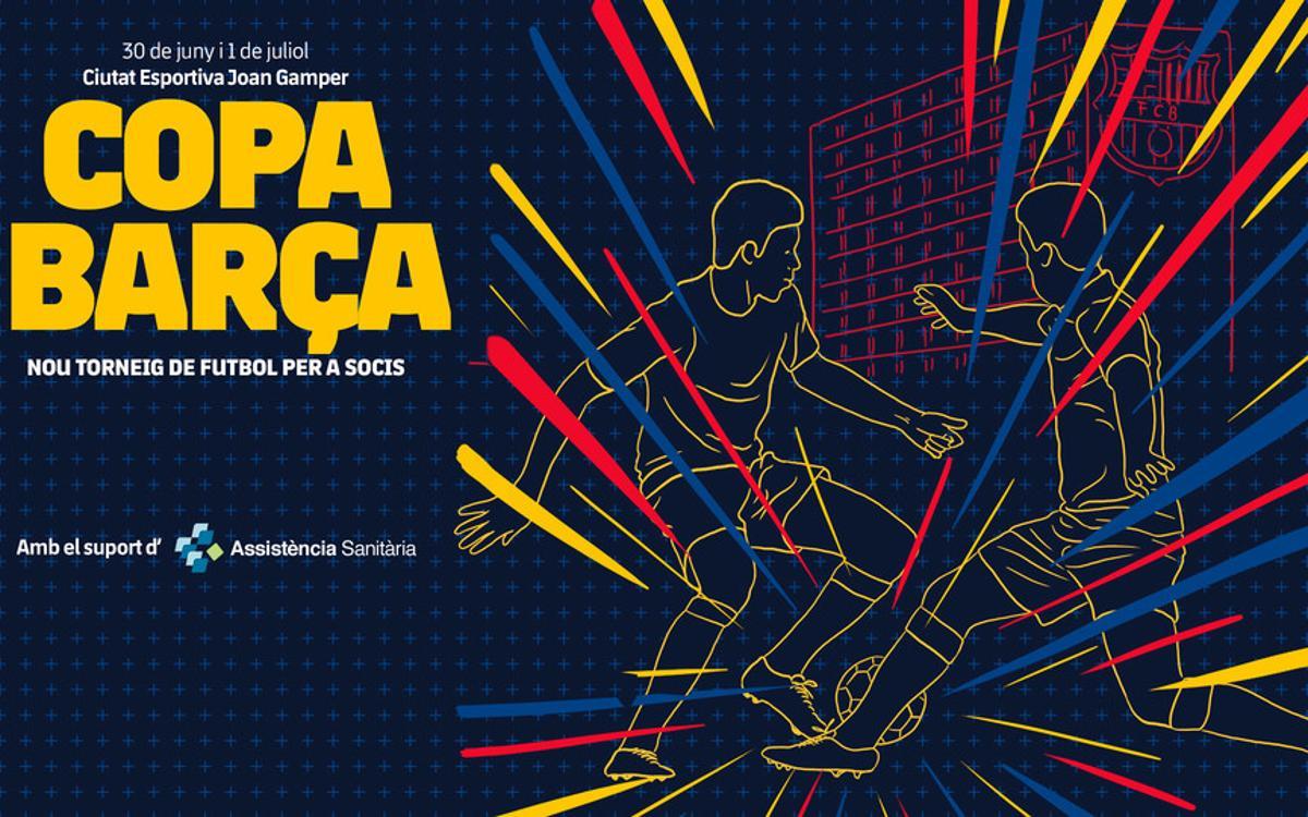 Apunta't a la Copa Barça 2018